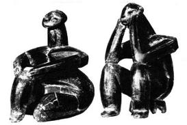 The Thinker and its Women - Karanovo Culture